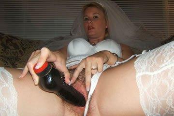 Menyasszonyként sem árt fotózni a nőt!