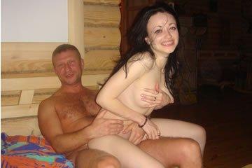 Dorina - egy orosz feleség szexképei