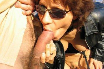Sandra - az irodavezető elszabadult