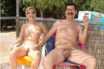 Erica - a naturista feleség szexképei